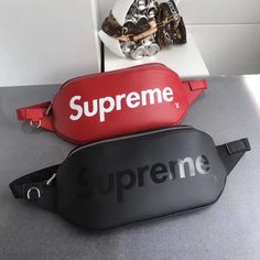 Louis Vuitton lv supreme chest bag top quality original leather - LV Pochette - Latest and trending LV Pochette. Supreme Backpack, Supreme Bag, Souliers Nike, Lv Pochette, Supreme Clothing, Fashion Bags, Mens Fashion, Cheap Fashion, Backpack Purse