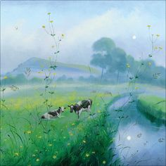 'Misty May Morning' by Nicholas Hely Hutchinson
