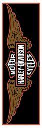Harley Davidson (Wings)