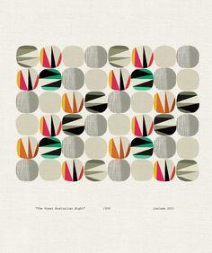 Great Australian Bight | Artists: Kristina Sostarko + Jason Odd | 45.00 print available