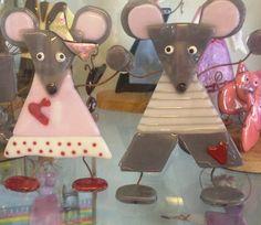 cute soft fused mice