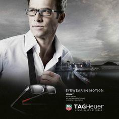 GQ In TAG Heuer Eyewear