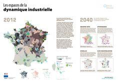 Territoires 2040 - Les espaces de la dynamique industrielle