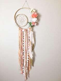 Dreamcatcher, Dreamcatchers, Wall Hanging, Double Layer Dreamcatcher, Bohemian Dreamcatcher, Dream catcher, Boho Chic Dreamcatchers by BlairBaileyDesign on Etsy https://www.etsy.com/listing/257069383/dreamcatcher-dreamcatchers-wall-hanging