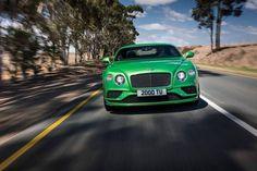 Bentley Continental GT Speed (auch Cabrio), Motor: W12-Biturbo, Hubraum: 6,0 Liter, Leistung: 635 PS
