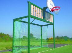 outdoor basketball hoop BASKETGOAL HAND AGORESPACE