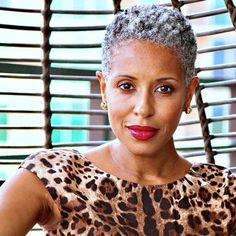 hair highlights going gray 3 Ways to Wear Gray H. - hair highlights going gray 3 Ways to Wear Gray Hair Over 40 3 Ways to Wear Gray Hair Over 40 - Short Natural Styles, Natural Hair Short Cuts, Short Natural Haircuts, Tapered Natural Hair, Short Grey Hair, Short Hair Cuts, Curly Gray Hair, Natural Hair Twa, Short Afro Hairstyles