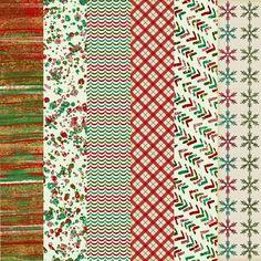 Scrapbooking TammyTags -- TT - Designer - Harper Finch, TT - Item - Paper