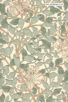 William Morris Honeysuckle WM7611/5