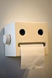Soportes con estilo para el papel higiénico   EROSKI CONSUMER