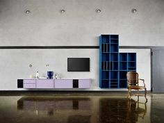 System Montana TV / Hi-Fi | Designzoo