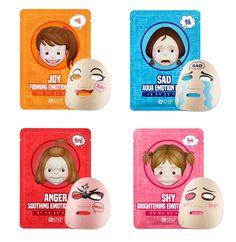 SNP VITA JELLY mask pack