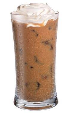 Kahlúa Whipped Iced Latté