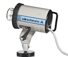 1979 - elinchrom - A Head Metal