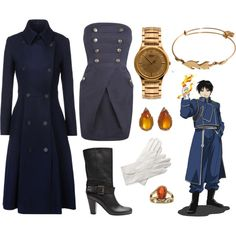 A fashion look from July 2012 featuring Burberry coats, Chloé boots and American Apparel watches. Browse and shop related looks.
