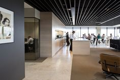 PPB Office by HASSELL
