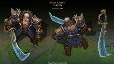 Rogue Admiral Garen by Yideth on DeviantArt