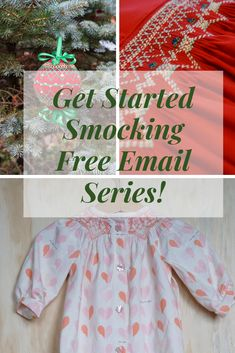 211 Christmas Help 2020 211 Best Christmas Smocking images in 2020 | Smocking, Christmas