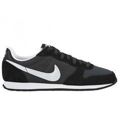 new product 10e0b c7102 NIKE GENICCO CBO NEGRO-BLANCO Nike Trainers, Sports