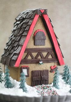 amazing gingerbread houses decorating ideas