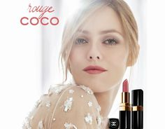 Chanel Rouge Coco in #05 Mademoiselle - Google Search