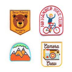 My design inspiration: Adventure Badge Set on Fab.
