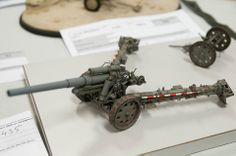 Howitzer 1/35 Scale Model
