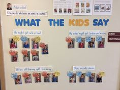 A great way to include rules and why we have them while also introducing some school employees