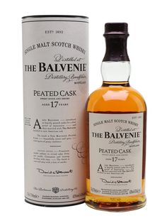 Balvenie 17 Year Old Peated Cask Scotch Whisky The Exchange