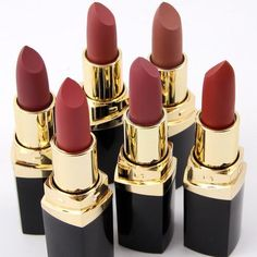 AGM Fashion  Matte Lipstick D