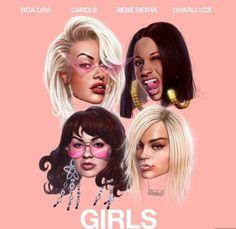 Rita Ora – Girls Lyrics