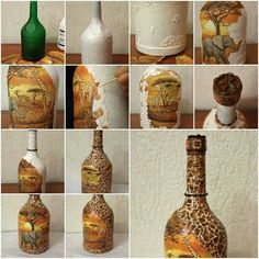 DIY Painted Vase diy crafts craft ideas easy crafts diy ideas diy idea diy home diy vase easy diy for the home crafty decor home ideas diy decorations by lyla.