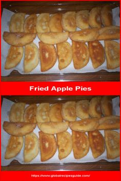 Fried Apple Pies - Daily World Cuisine Recipes Fried Apple Pies, Fried Apples, Cooked Apples, Whats Gaby Cooking, Apple Pie Spice, Canned Biscuits, Daily Meals, What To Cook, Hot Dog Buns