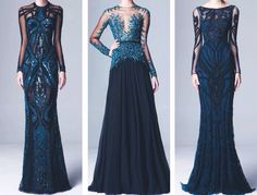 Zuhair Murad 2014. The second third are absolutely stunning!