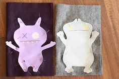 DIY monster party favors