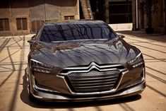 Les concept-cars qui ont marqué l'automobile française Plus Concept Cars, Citroen Concept, Ferrari, Lamborghini, Supercars, Psa Peugeot Citroen, All Cars, Sexy Cars, Amazing Cars