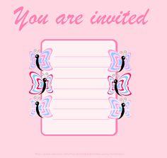 balloon birthday party invitation  free printable kids birthday, party invitations