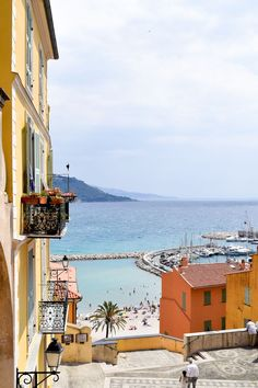 Basilique Saint Michel Menton, France, Best of Provence | 10 Gorgeous Cities You Must Visit in the South of France | #travelfrance #southoffrance #cotedazur #provence