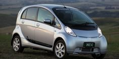 The Mitsubishi i-MiEV was the 1st fully electric car to be sold in Australia.