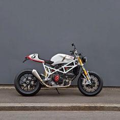 RAD Ducati Monster Custom