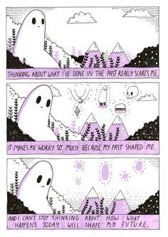 Art by The Sad Ghost Club