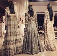 #AnamikaKhanna - Lakme Fashion Week
