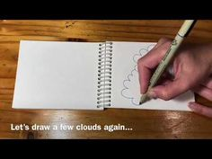 Let's keep on doodling clouds. If you're a seasoned doodler you are welco. Africa Day, Play The Video, Freelance Illustrator, Doodles, Cards Against Humanity, Clouds, Let It Be, Make It Yourself, Illustration