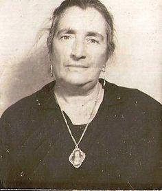 Ziquítaro. Margarita Campos Serrato. Foto familiar