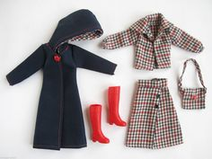 Sindy Fleur OUTFIT #1233   No Doll   Vintage Pedigree Otto Simon in Dolls & Bears, Dolls, Clothing & Accessories, Fashion, Character, Play Dolls   eBay
