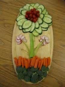 Veggie tray | Relish Tray Ideas | Pinterest | Veggies ...