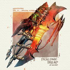 Fantasy Sword, Fantasy Weapons, Dark Fantasy Art, Fantasy Artwork, Dungeons And Dragons Homebrew, D&d Dungeons And Dragons, Arte Cyberpunk, Sword Design, Anime Weapons