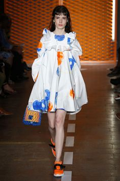 MSGM | Ready-to-Wear Spring 2017 | Look 2