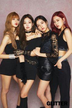 Your source of news on YG's biggest girl group, BLACKPINK! Kim Jennie, Kpop Girl Groups, Korean Girl Groups, Kpop Girls, Divas, Girls Generation, Magazine Japan, Black Pink Kpop, Blackpink Photos