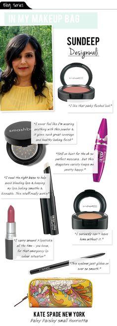 The Vault Files: Blog Series: In my makeup bag